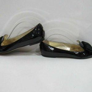 Jimmy Choo Shoes - Jimmy Choo Alina 37.5/7 BLACK Ballet Flats C2C C18